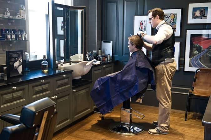 8 Steps To The Perfect Haircut FashionBeans