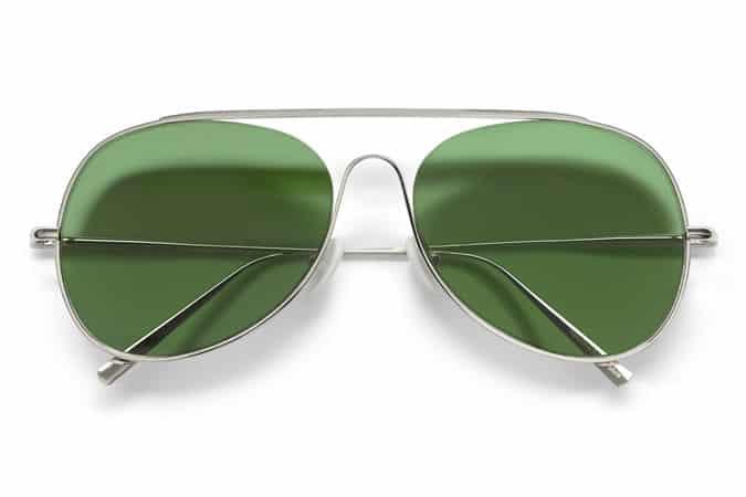 Spitfire large palladium/green