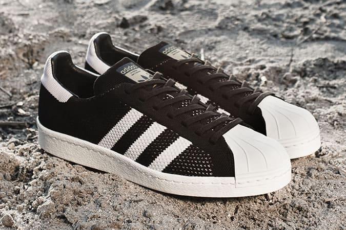 Adidas Consortium Superstar 80s Primeknit Trainers