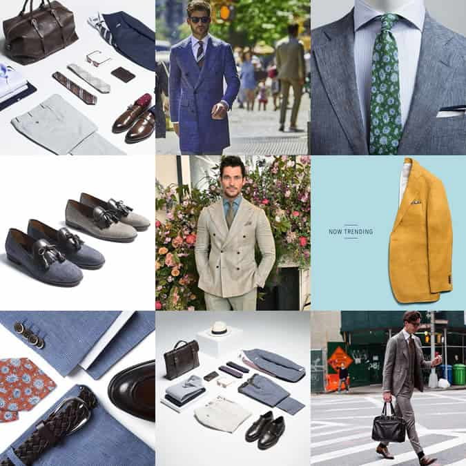 Compte Instagram Suitsupply