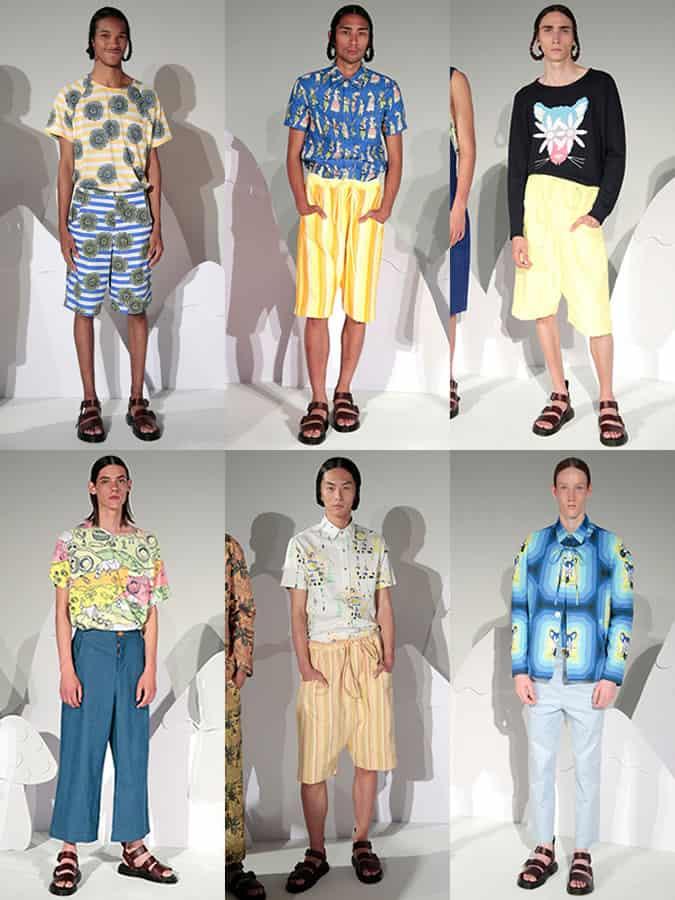 Boyswear SS16 Menswear Runways - Semaine de la mode de New York