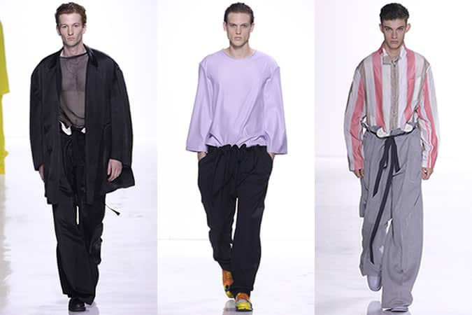 Duckie Brown SS16 Menswear Runways - Semaine de la mode de New York