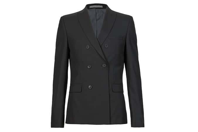 ÉDITION LIMITÉE Seulement en ligne Super Slim Fit Peak Revers Jacket