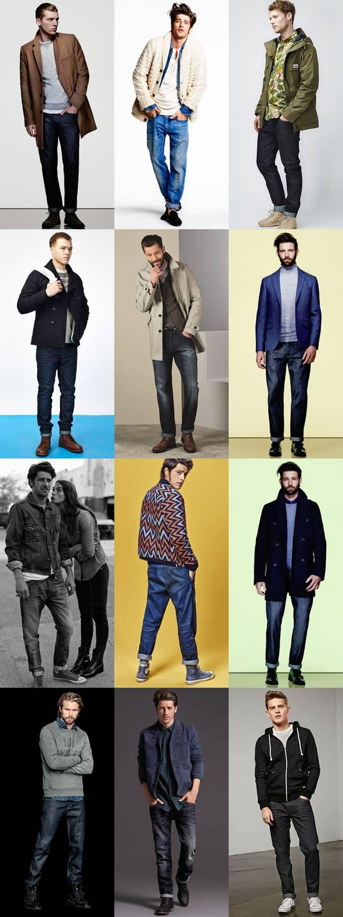 Lookbook d'inspiration décontractée pour jeans