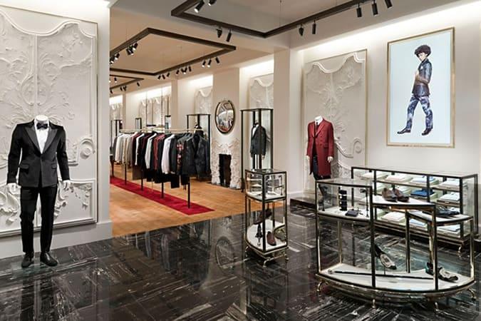 Alexander McQueen Store, Savile Row, Londres