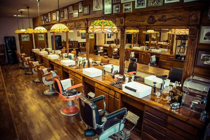 The UKs Best Traditional Barbers  FashionBeans