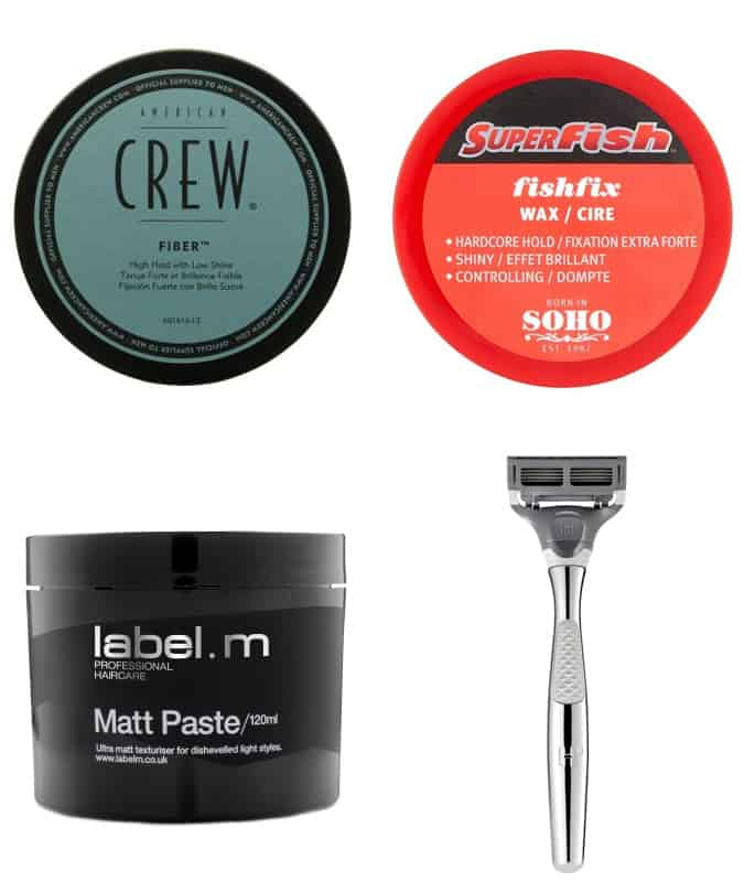 Male Grooming Products To Change Your Look