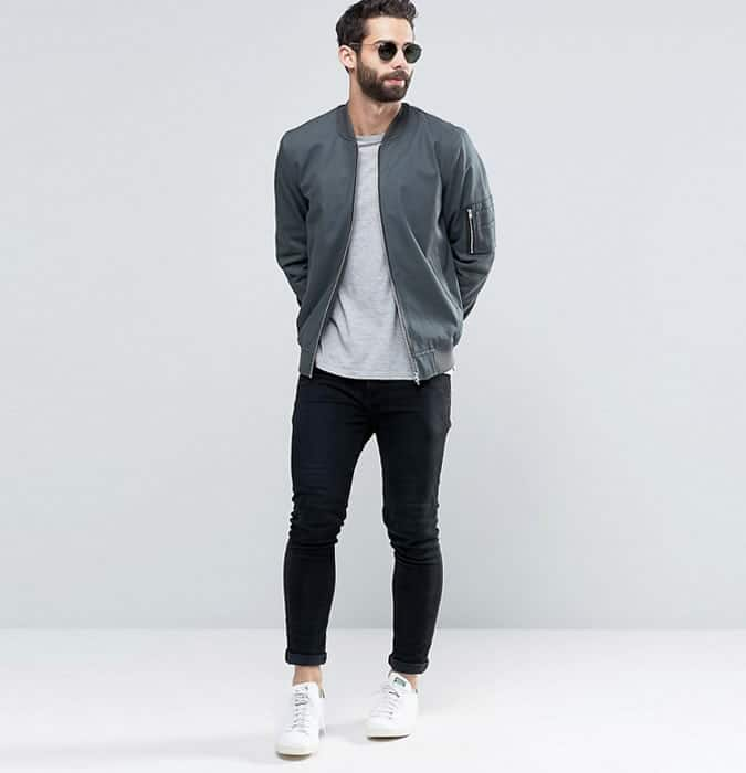Men's Off-Duty Weekend Casual Outfit Inspiration
