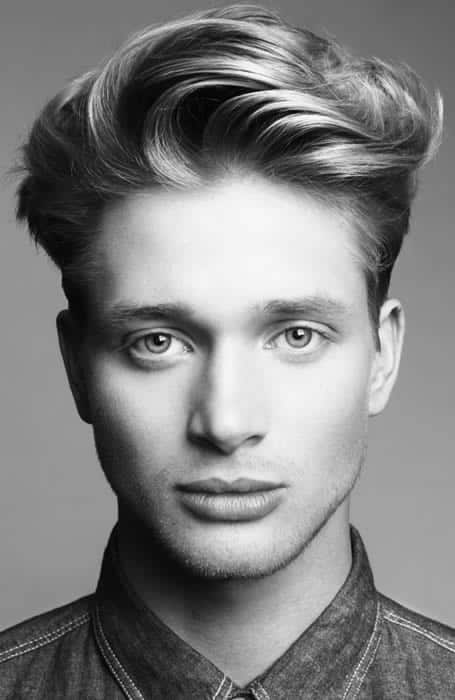 32 Of The Best Men's Quiff Hairstyles FashionBeans