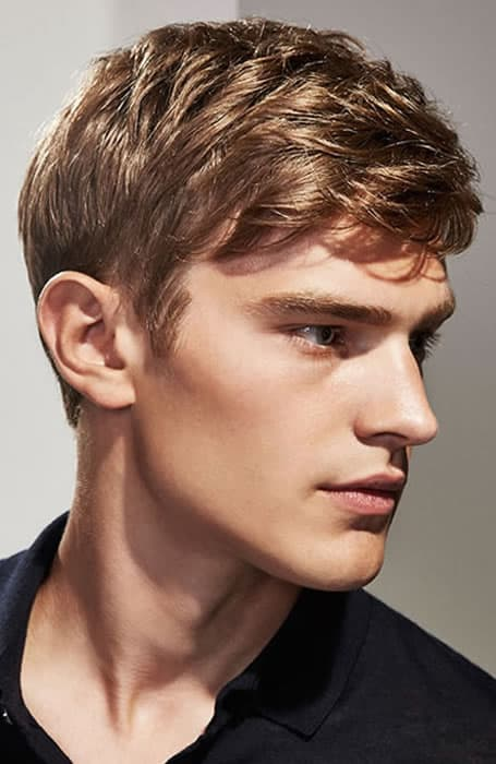 Image Result For Mens Hairstyles Short Back And Sides Long On Top