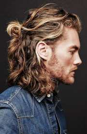 of men long hairstyles