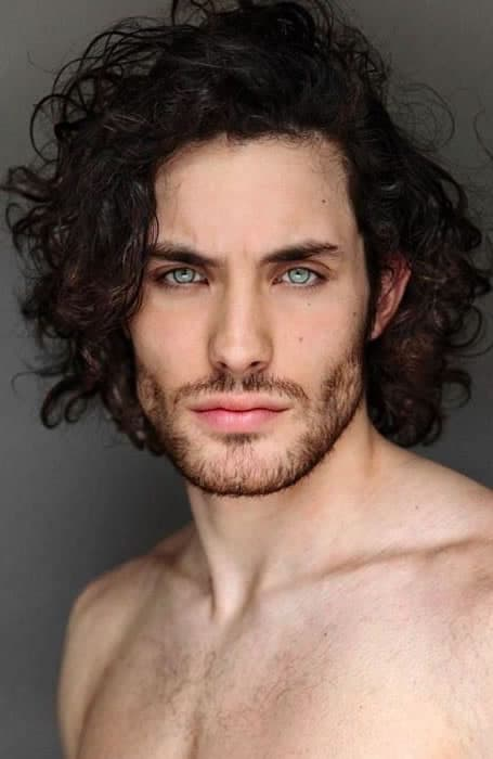 50 Mens Natural Long Hairstyles Best Men Hairstyle