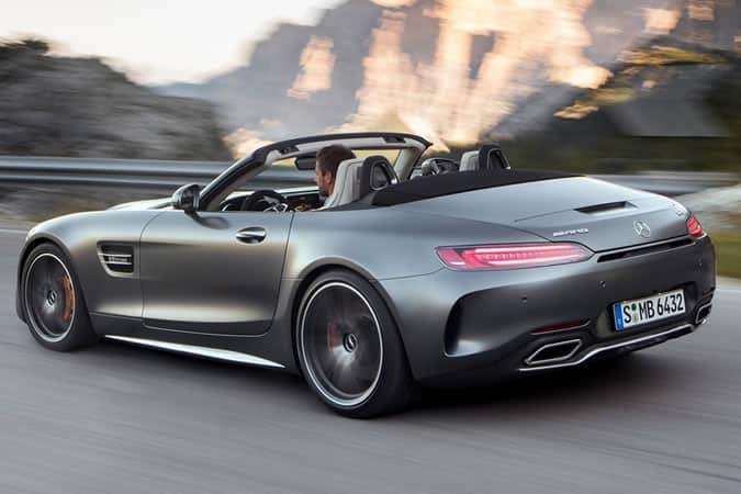 Mercedes AMG-GT Roadster