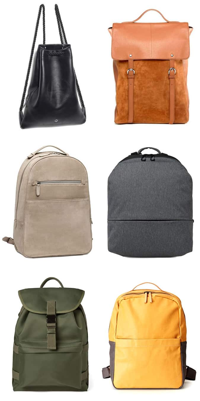 Men's Backpacks and Rucksacks