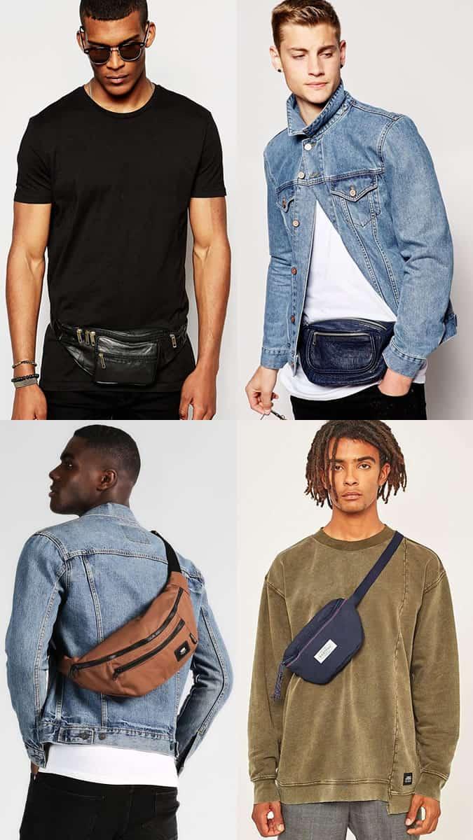 Bum Bags Outfit Inspiration Lookbook 2017 Tendances de sac pour hommes