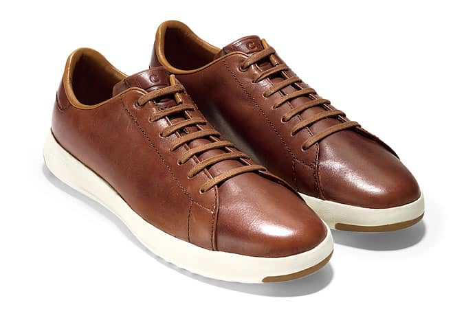 Cole Haan Leather Trainers