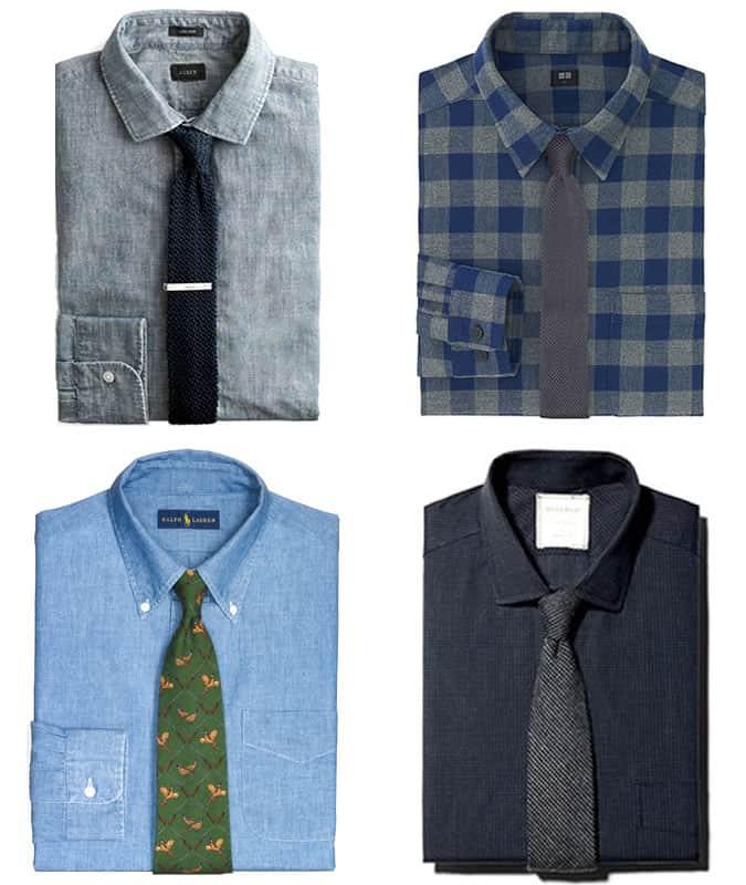 Textured Shirts