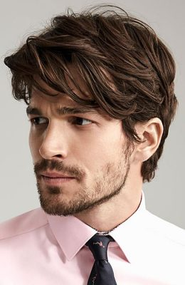 Men's Medium Length Hairstyles Gallery Medium Hairstyles For Men