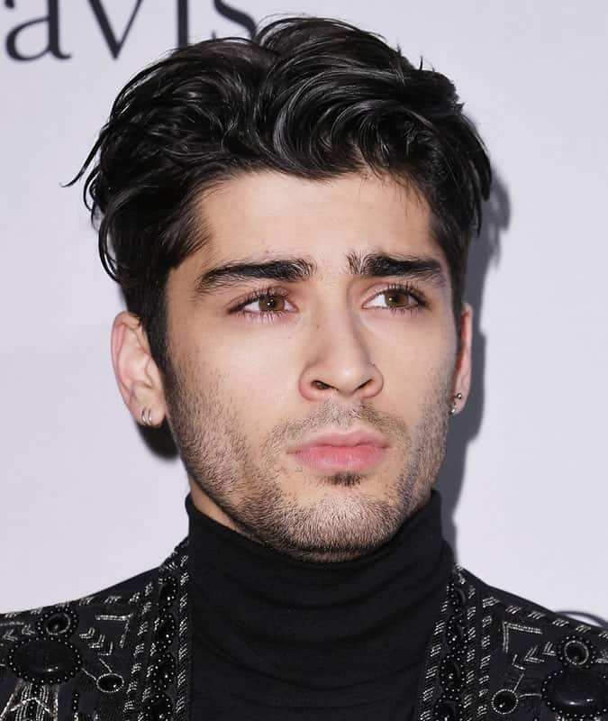 Zayn Maliks Best Hairstyles And How To Get The Look