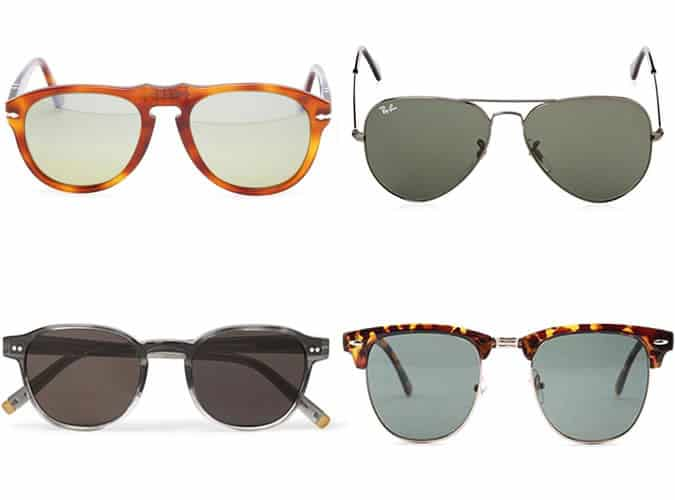 Men's Sunglasses For Square Face Shapes
