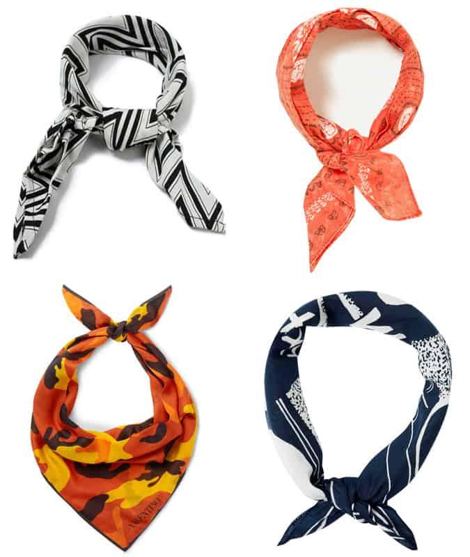 Foulards et foulards d'été pour hommes