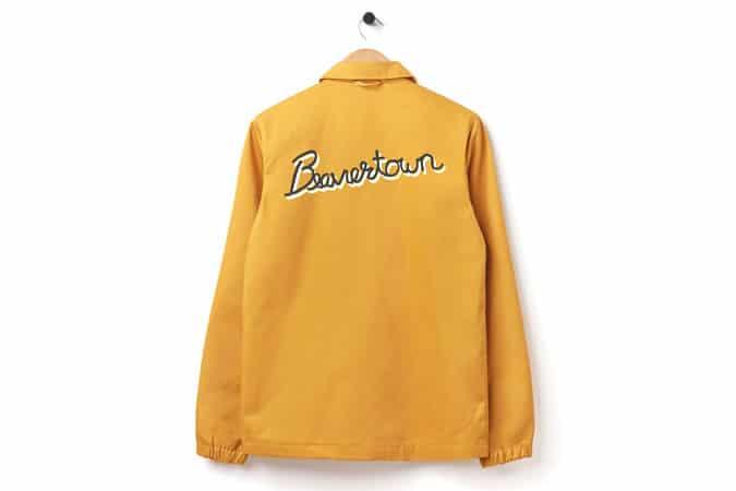 Veste d'entraîneur MCOveralls x Beavertown Brewery