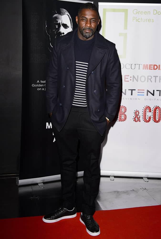 The Idris Elba Style Lookbook  FashionBeans