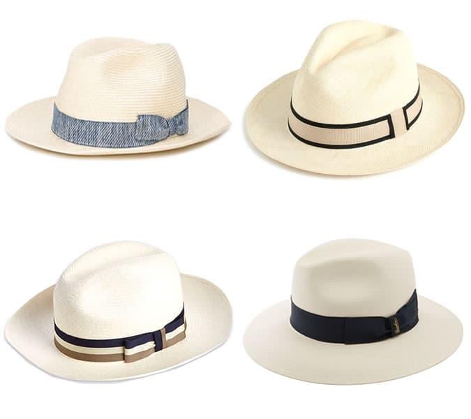 meilleurs chapeaux de Panama pour hommes
