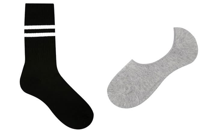 Chaussettes basiques pour homme - ASOS