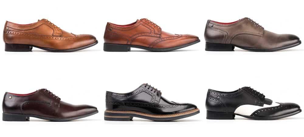 Base London Automne / Hiver Chaussures formelles pour hommes