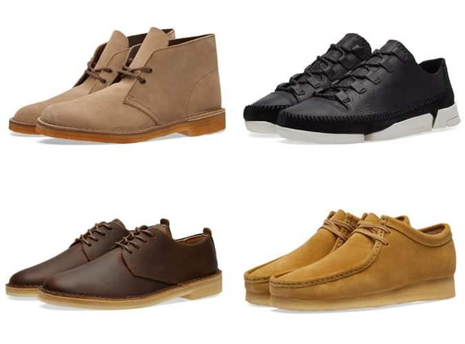 Clarks Originals Chaussures pour hommes Bottes et baskets