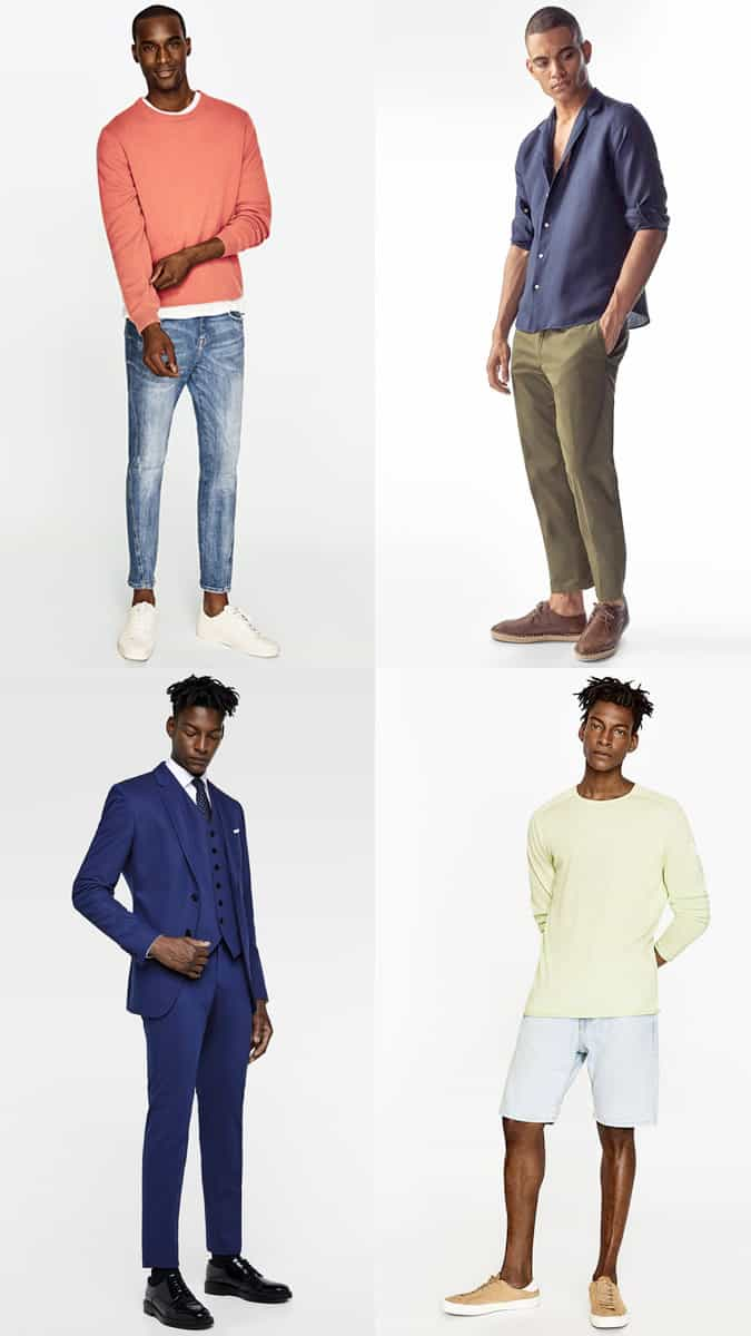 The right colours to wear if you're black or dark skinned