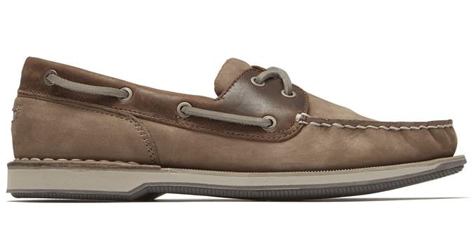 Chaussures bateau Rockport Perth