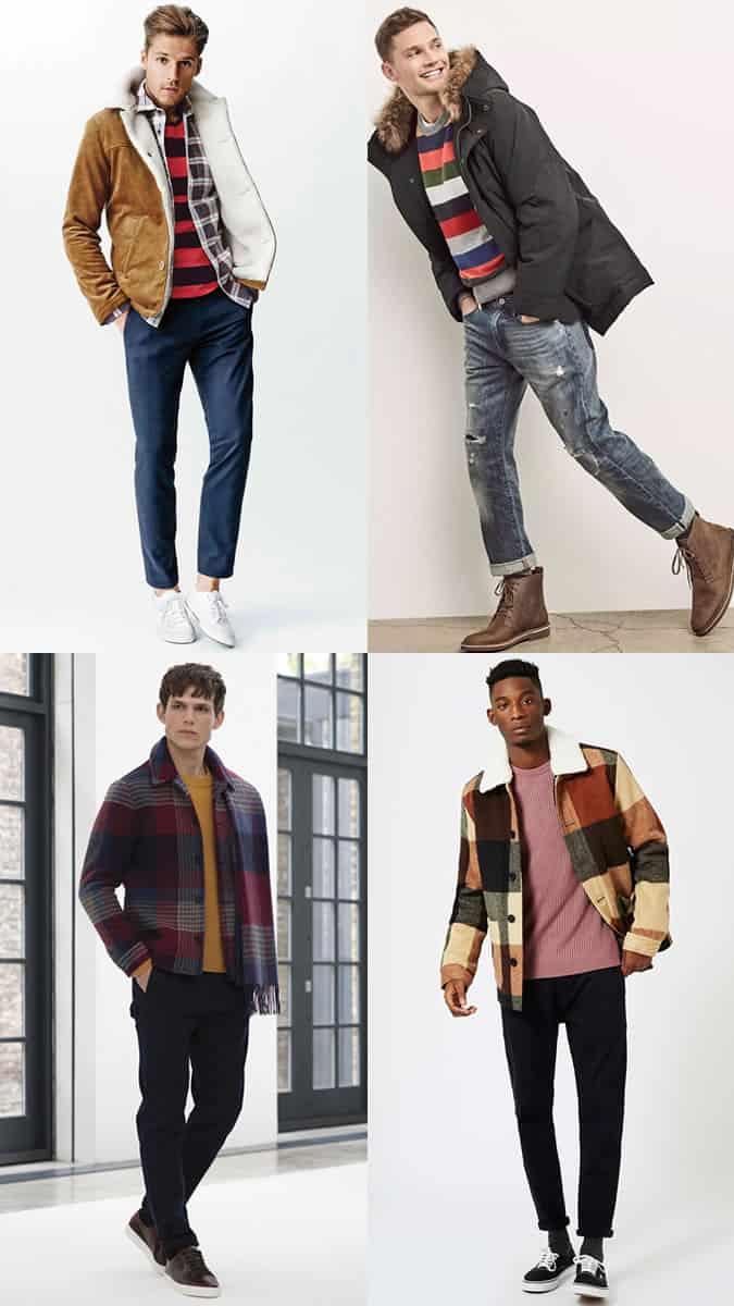 styles de vêtements de travail colorés pour hommes