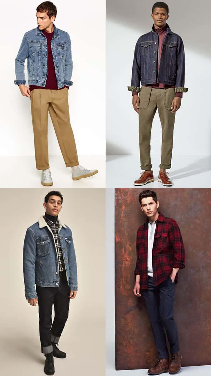 le meilleur pantalon coupe décontractée pour hommes