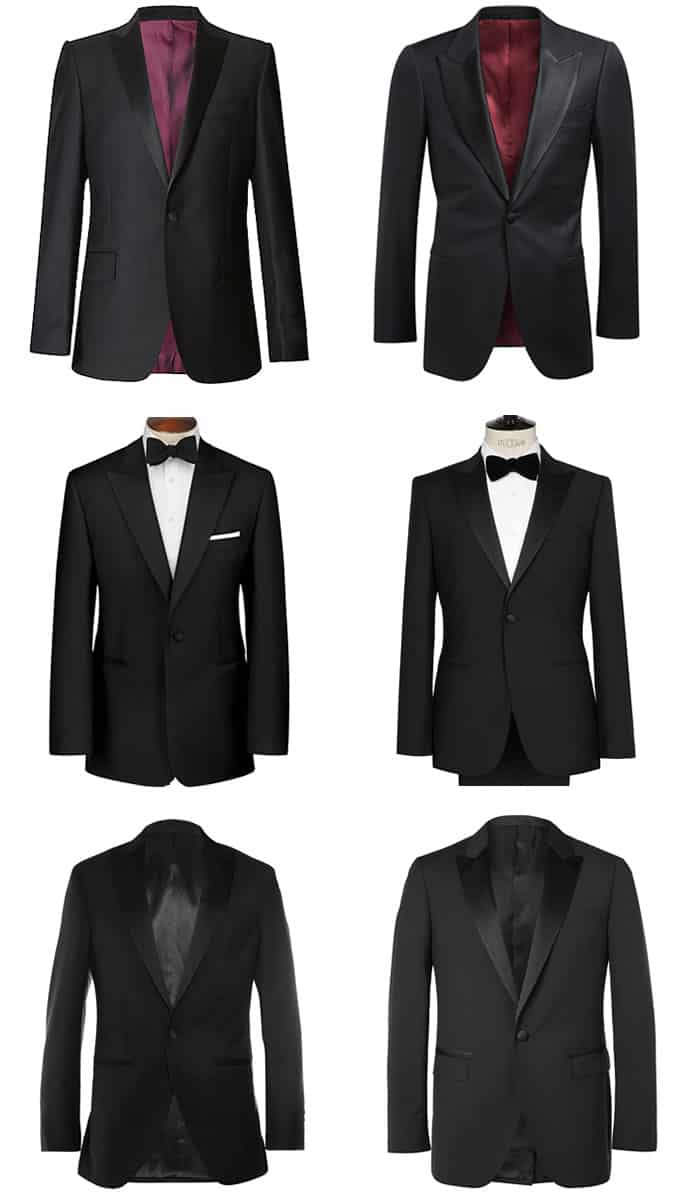 The best men's dinner jackets