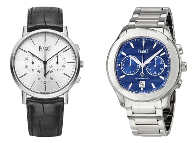 the best Piaget watches for men