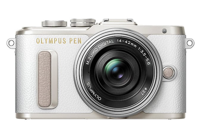 Olympus PEN E-PL8 Compact System Camera