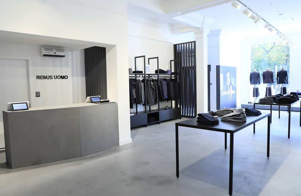 Remus Uomo Dublin Flagship Store