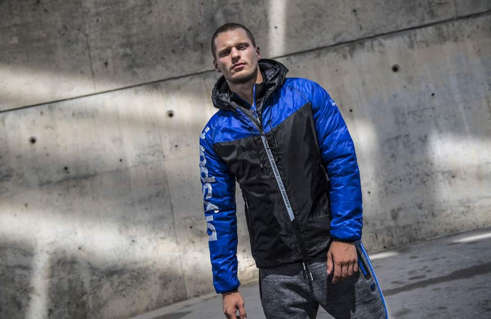 Collection Superdry Sport AW17