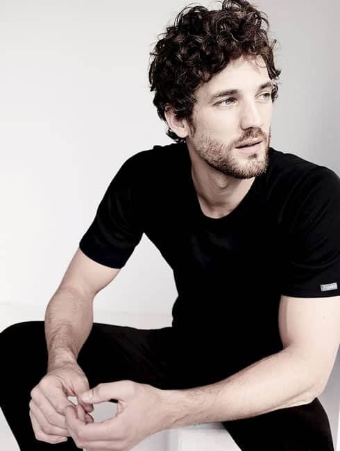 Male Model Max Rogers