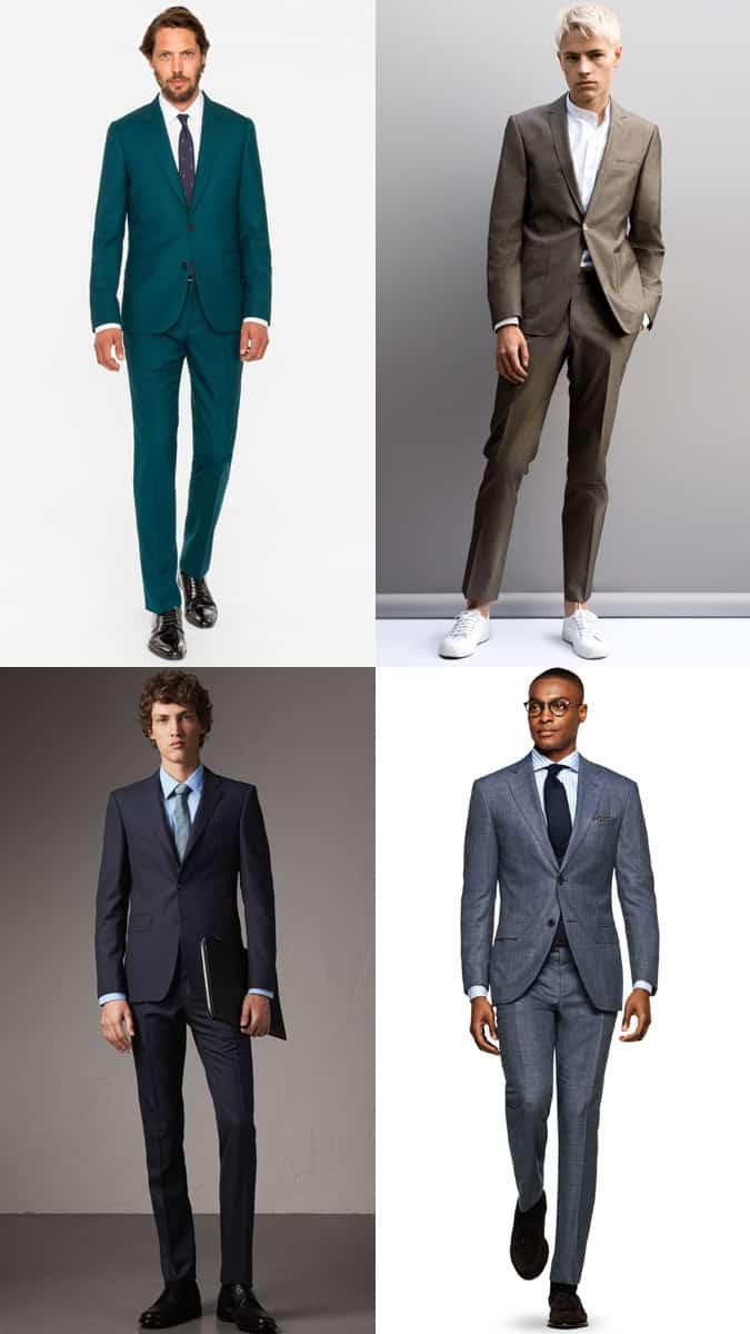 comment porter un costume à 1000 £
