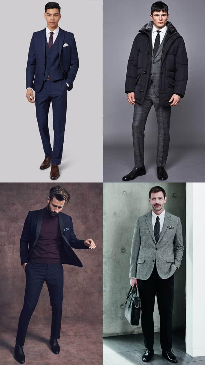 comment porter un costume à 200 £