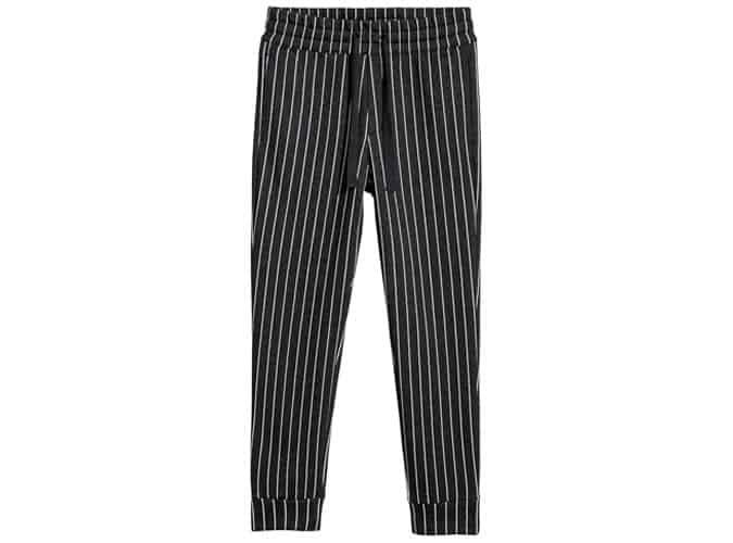 Pantalon de jogging à rayures H&M