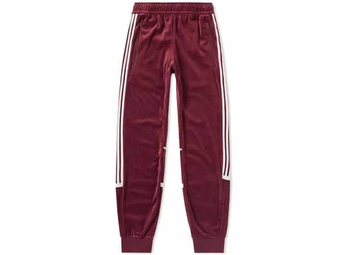 Pantalon de survêtement Adidas Velour Challenger
