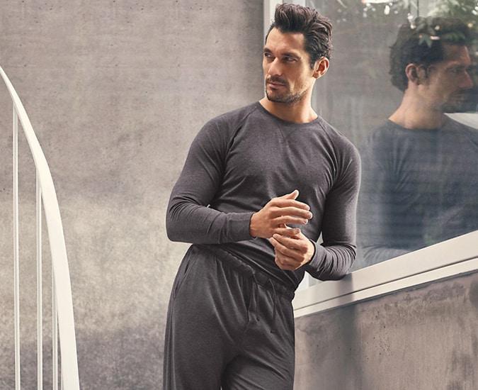Conseils de vente pour hommes - Achetez des vêtements de détente et des vêtements de nuit dans les soldes de décembre