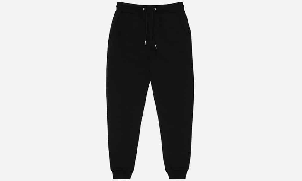 Pantalon de jogging en jersey Alistar