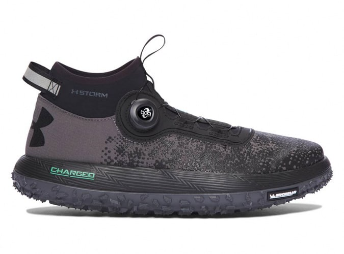 Under Armour Flat Tire 2