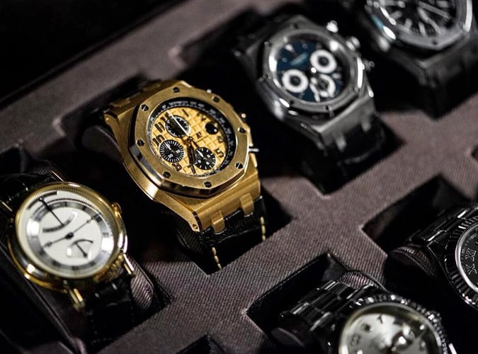 Eleven James Audemars Piguet