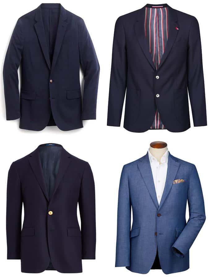 Les meilleurs blazers preppy et manteaux de sport pour hommes